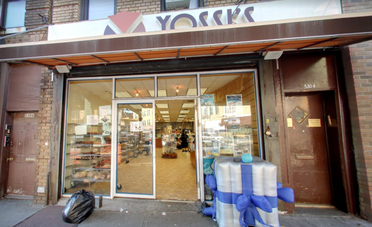 Yossi S Bakery And Sweet House New Utrecht Avenue Kosher Without
